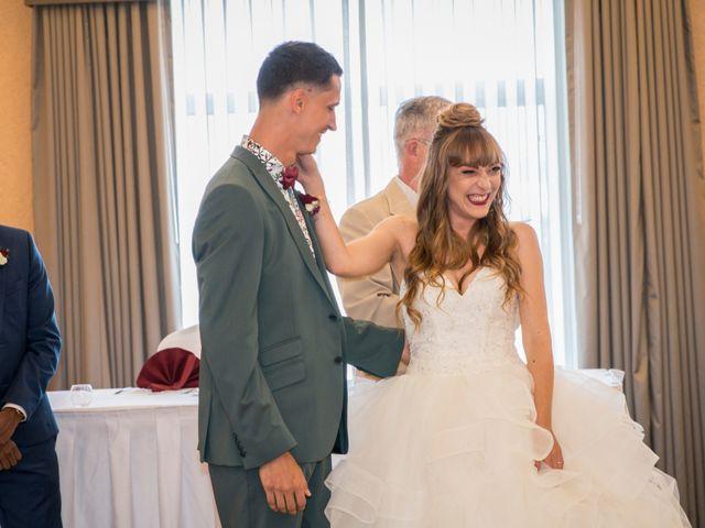 Jasmin and Marina's wedding in Edmonton, Alberta 7