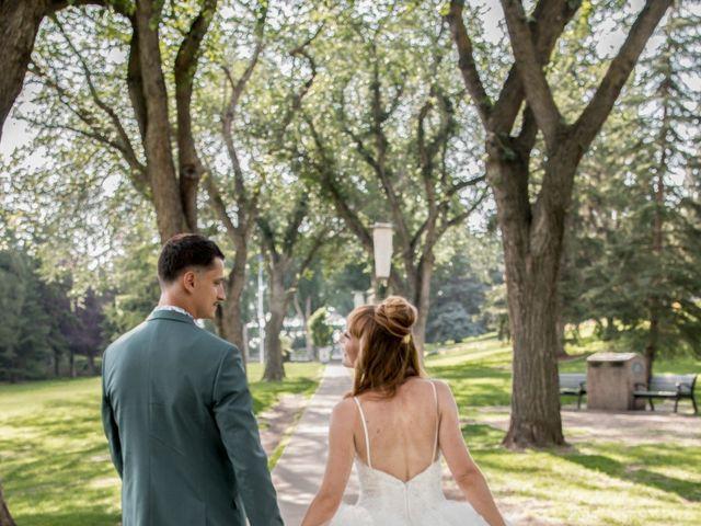 Jasmin and Marina's wedding in Edmonton, Alberta 9