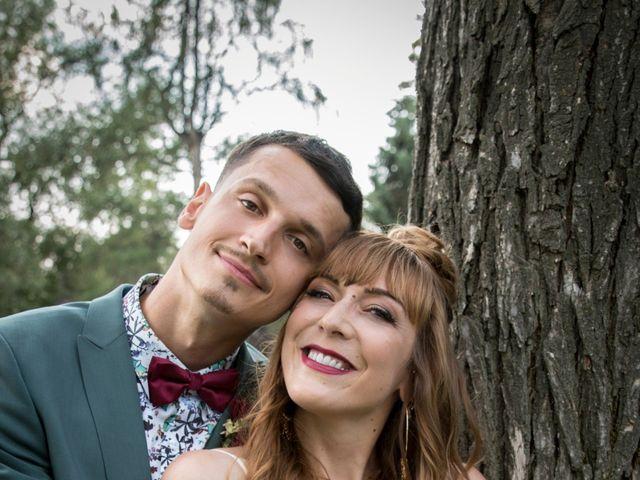 Jasmin and Marina's wedding in Edmonton, Alberta 10
