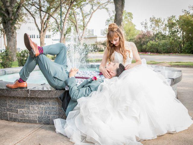 Jasmin and Marina's wedding in Edmonton, Alberta 12