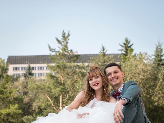 Jasmin and Marina's wedding in Edmonton, Alberta 25