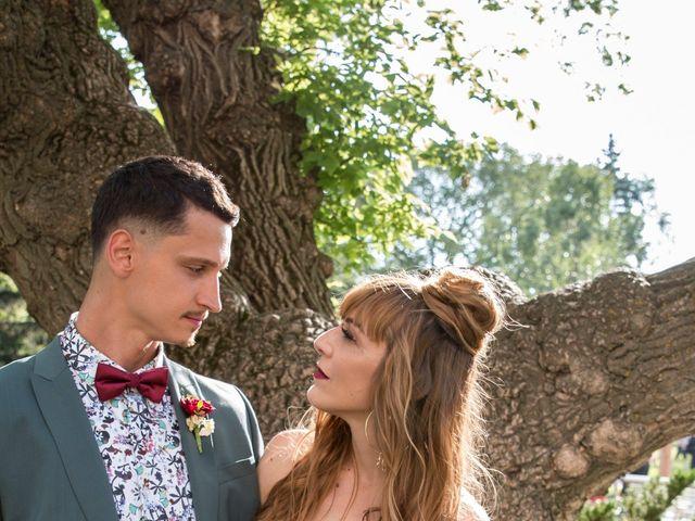 Jasmin and Marina's wedding in Edmonton, Alberta 28