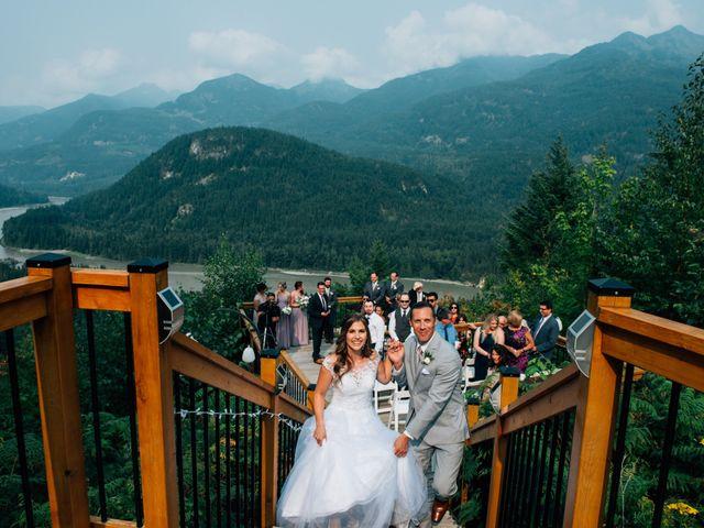 Adam and Katrina's wedding in Hope, British Columbia 6