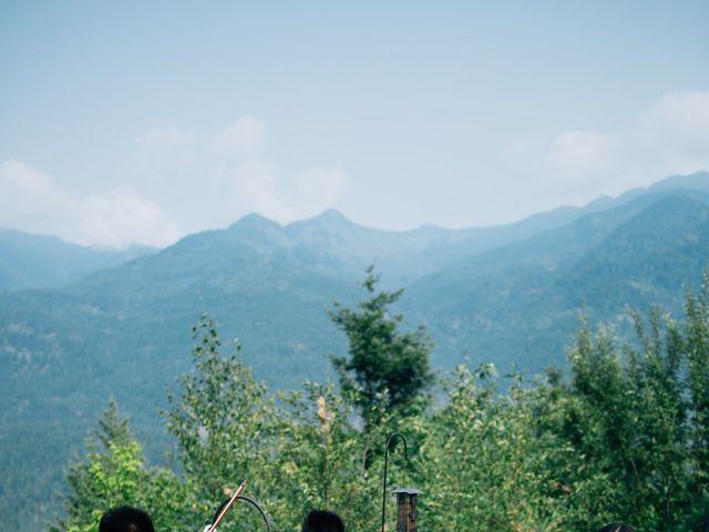 Adam and Katrina's wedding in Hope, British Columbia 11
