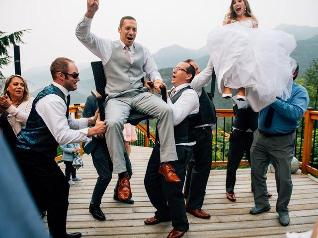 Adam and Katrina's wedding in Hope, British Columbia 14
