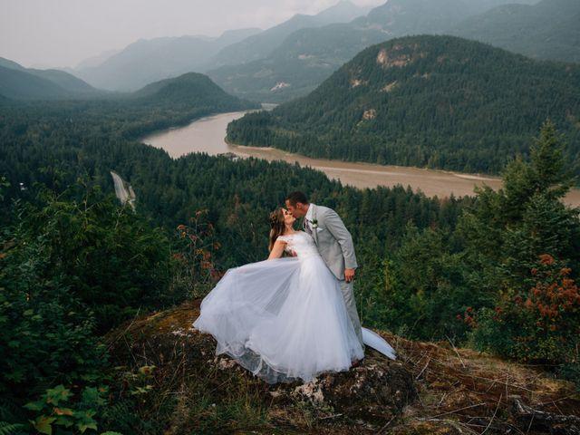 Adam and Katrina's wedding in Hope, British Columbia 17