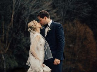 The wedding of Hannah and Jarryd