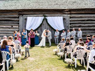 The wedding of Jaime and Chris