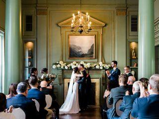 The wedding of Liana and Graeme