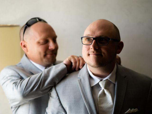 Chris and Jaime's wedding in Milton, Ontario 7