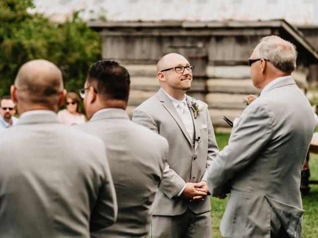 Chris and Jaime's wedding in Milton, Ontario 45