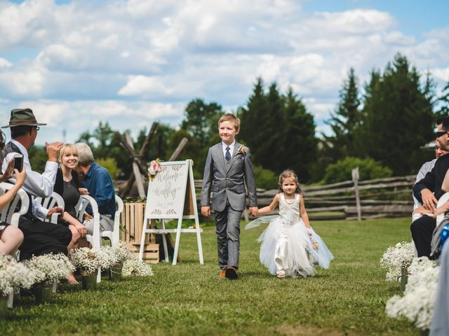 Chris and Jaime's wedding in Milton, Ontario 50