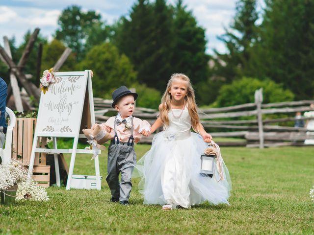 Chris and Jaime's wedding in Milton, Ontario 52