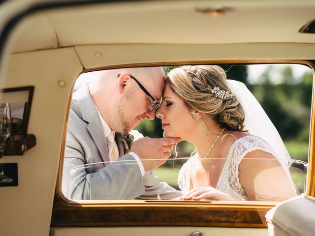 Chris and Jaime's wedding in Milton, Ontario 1