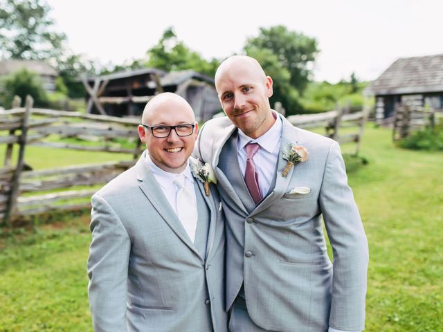 Chris and Jaime's wedding in Milton, Ontario 76