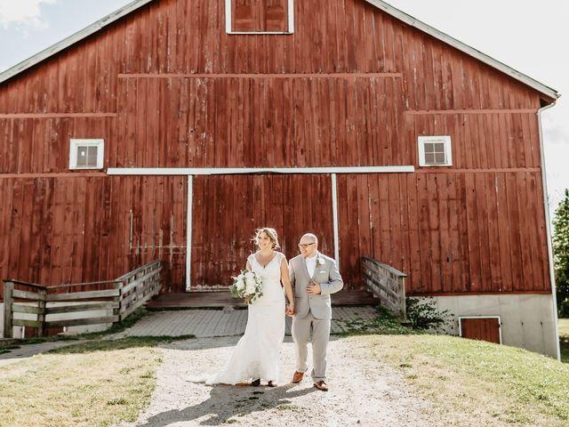 Chris and Jaime's wedding in Milton, Ontario 82