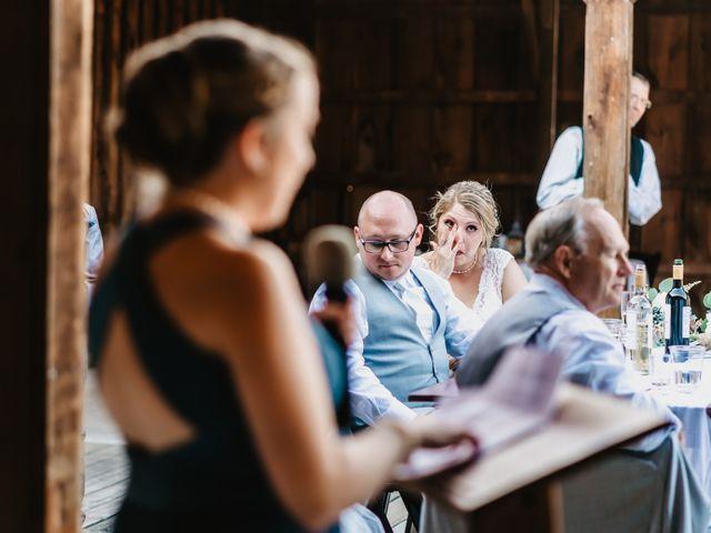 Chris and Jaime's wedding in Milton, Ontario 111