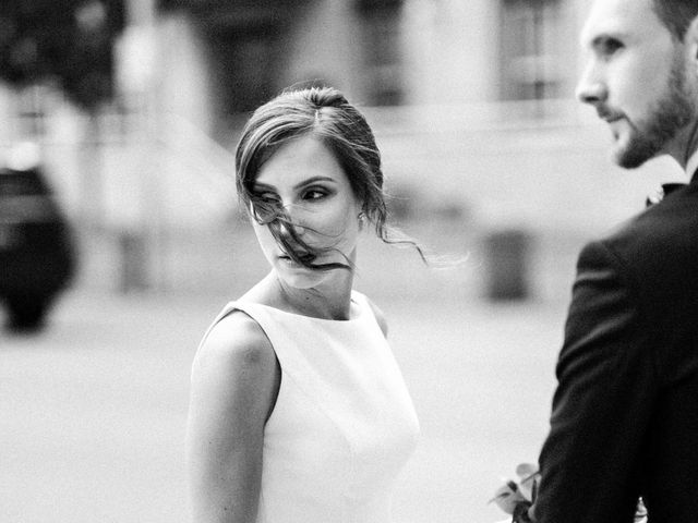 Graeme and Liana's wedding in Toronto, Ontario 2