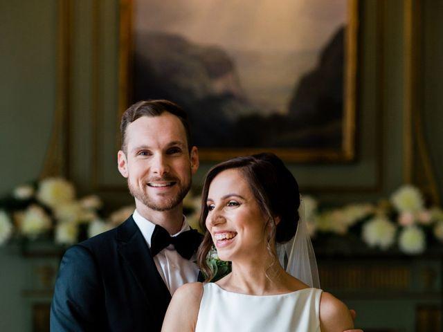 Graeme and Liana's wedding in Toronto, Ontario 6
