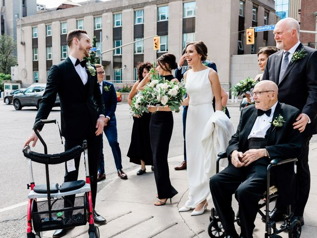 Graeme and Liana's wedding in Toronto, Ontario 23