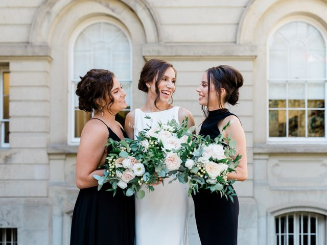 Graeme and Liana's wedding in Toronto, Ontario 24
