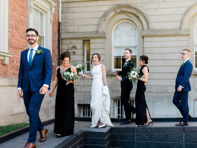 Graeme and Liana's wedding in Toronto, Ontario 30