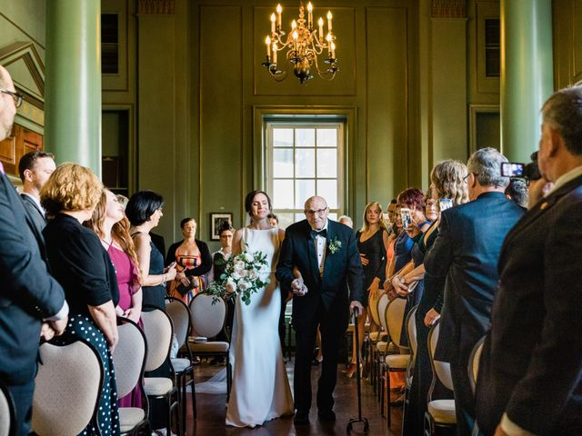 Graeme and Liana's wedding in Toronto, Ontario 42