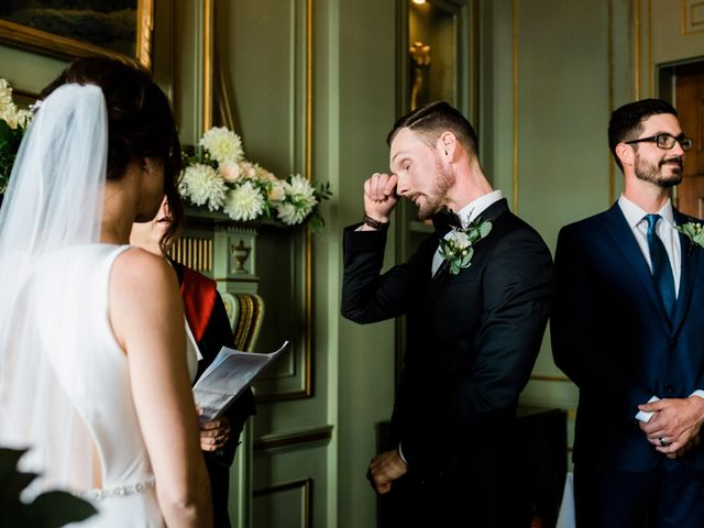 Graeme and Liana's wedding in Toronto, Ontario 45