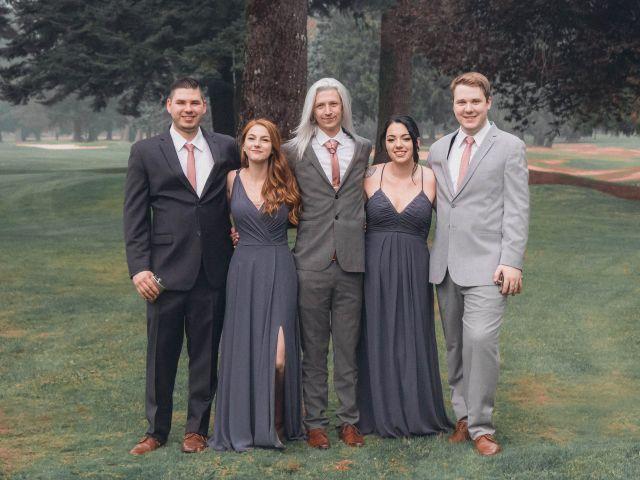 James and Ebony 's wedding in Hope, British Columbia 4