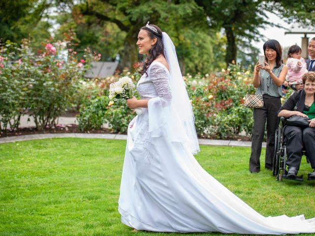 Peter and Basia's wedding in Burnaby, British Columbia 6