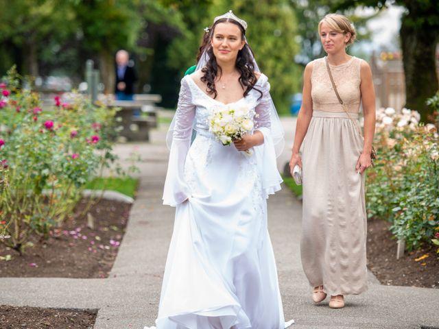 Peter and Basia's wedding in Burnaby, British Columbia 7
