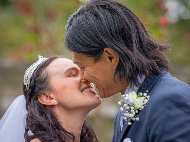 Peter and Basia's wedding in Burnaby, British Columbia 8