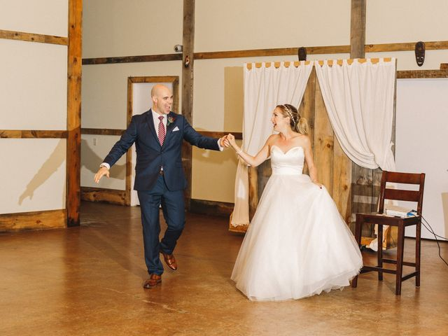 Kyle and Kelsey's wedding in Richmond, Ontario 14