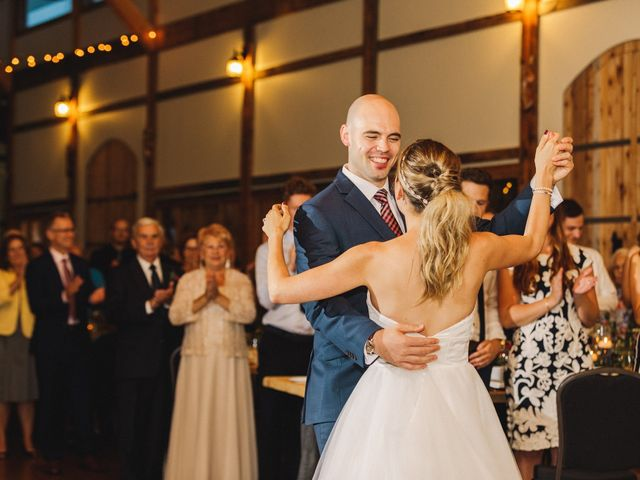 Kyle and Kelsey's wedding in Richmond, Ontario 15