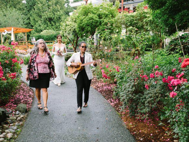 Abelardo and Marialejandra's wedding in Vancouver, British Columbia 12