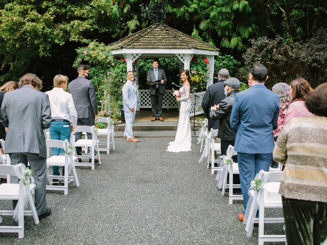 Abelardo and Marialejandra's wedding in Vancouver, British Columbia 14