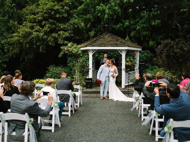 Abelardo and Marialejandra's wedding in Vancouver, British Columbia 21