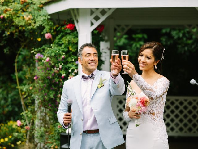 Abelardo and Marialejandra's wedding in Vancouver, British Columbia 22