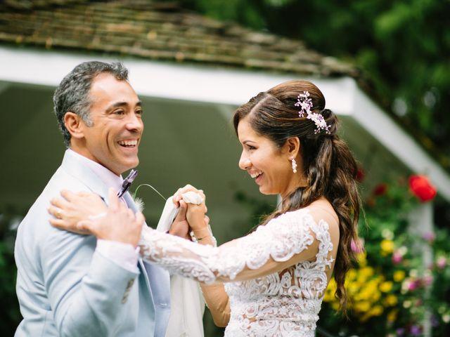 Abelardo and Marialejandra's wedding in Vancouver, British Columbia 1