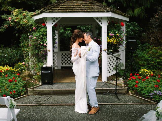 Abelardo and Marialejandra's wedding in Vancouver, British Columbia 24