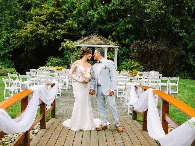 The wedding of Marialejandra and Abelardo