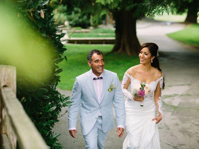 Abelardo and Marialejandra's wedding in Vancouver, British Columbia 31