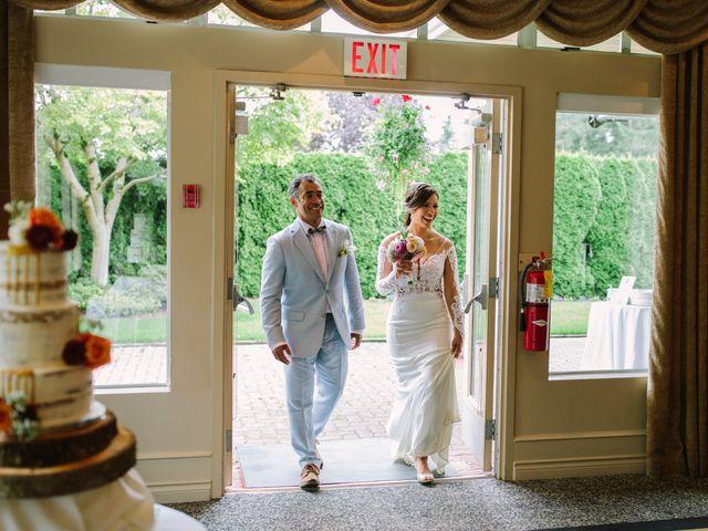 Abelardo and Marialejandra's wedding in Vancouver, British Columbia 32