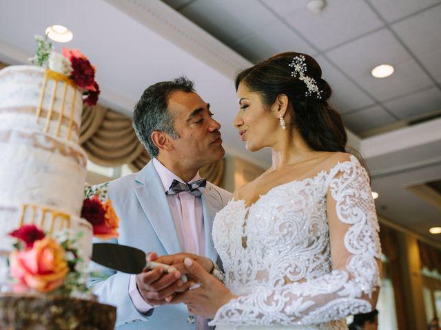 Abelardo and Marialejandra's wedding in Vancouver, British Columbia 2