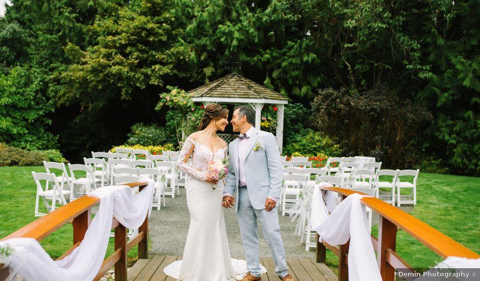 Abelardo and Marialejandra's wedding in Vancouver, British Columbia