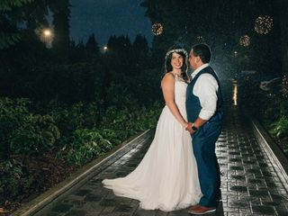 The wedding of Mariana and JJ