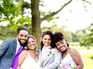 The wedding of Dionne and Lesley 3