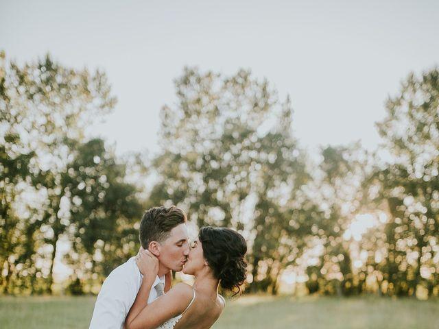 Peter and Jenn's wedding in Winnipeg, Manitoba 34