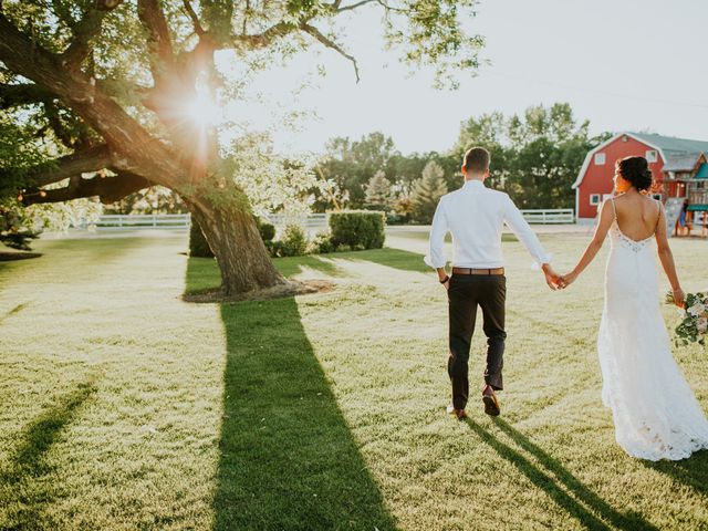 Peter and Jenn's wedding in Winnipeg, Manitoba 45
