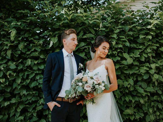 Peter and Jenn's wedding in Winnipeg, Manitoba 2